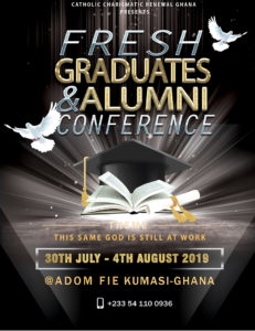 ITI CCR Fresh Graduates and Alumni Conference – Catholic Charismatic